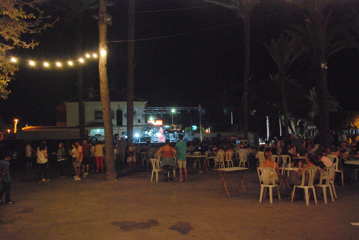 Arrinconados Feria de La Cala