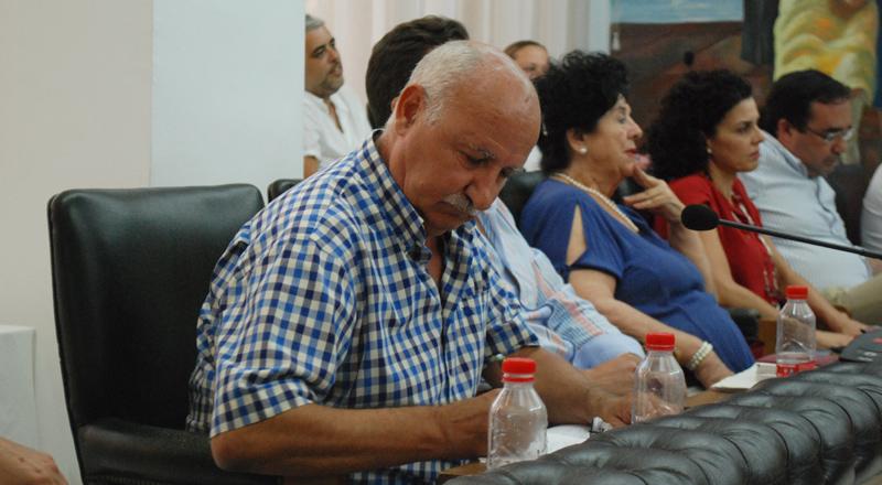 Arrinconados Pleno Municipal