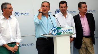Arrinconados Curso Político PP