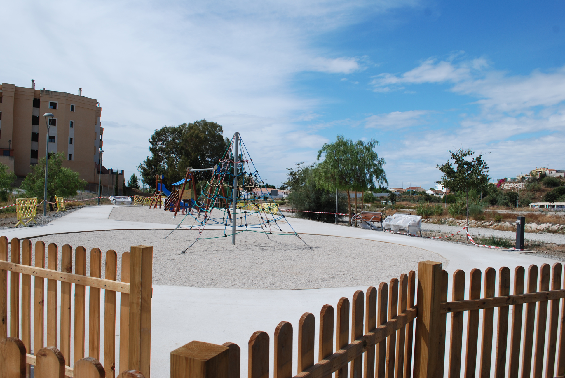 Arrinconados Parque Infantil