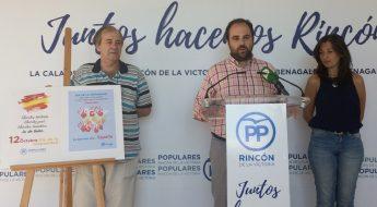 Arrinconados Partido Popular 12 Octubre