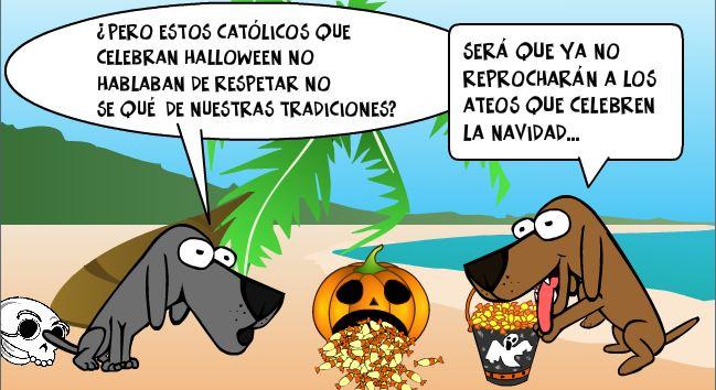 Arrinconados Halloween