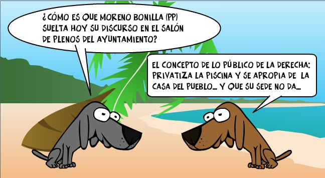 Arrinconados Moreno Bonilla