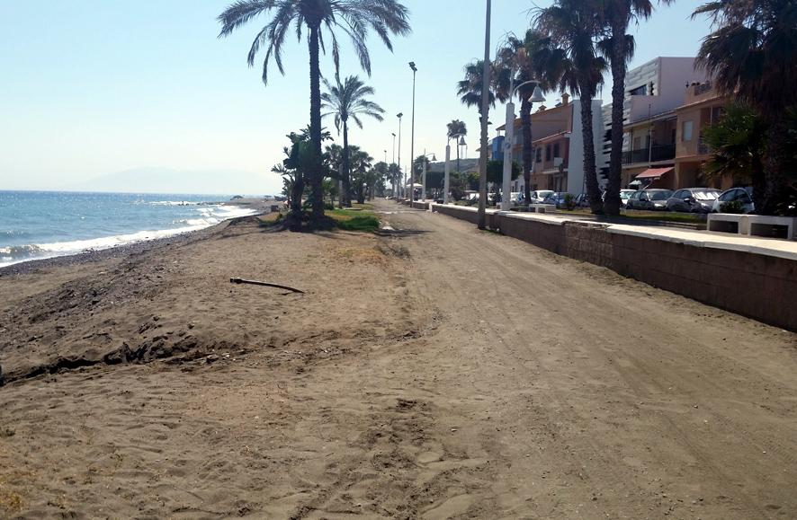 Arrinconados Playas La Cala
