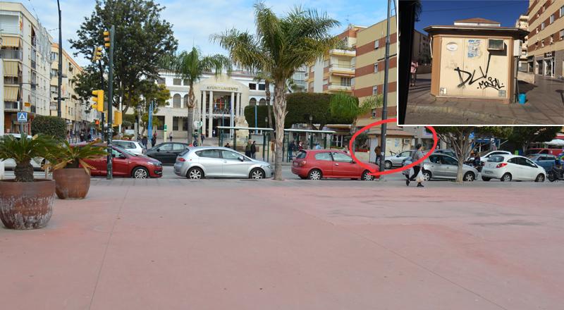 Arrinconados Quiosco Plaza