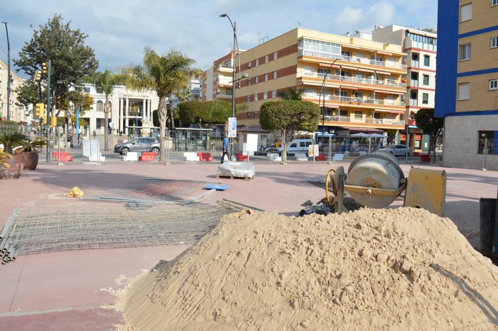 Arrinconados Plaza Al Andalus