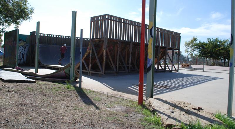 Arrinconados Skatepark