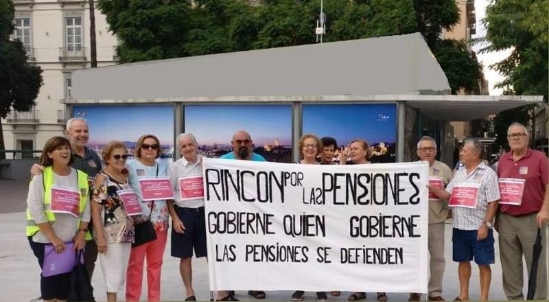 Arrinconados Pensionistas