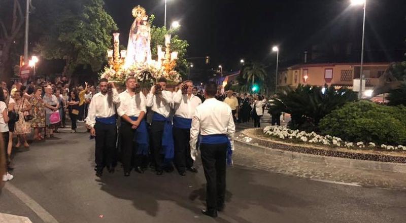 Arrinconados Procesion Rosario